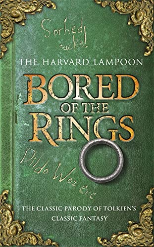 9780575099593: Bored of the Rings: A Parody of J.R.R. Tolkein's the Lord of the Rings