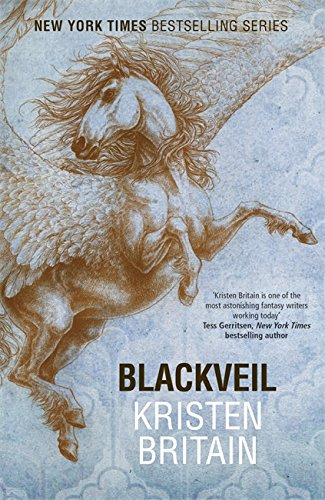 9780575099654: Blackveil (Green Rider 4)