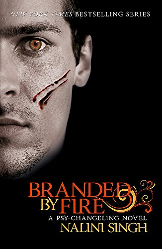9780575100053: Branded by Fire (The Psy-Changeling Series)