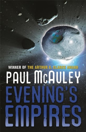 9780575100787: Evening's Empires (Quiet War 3)