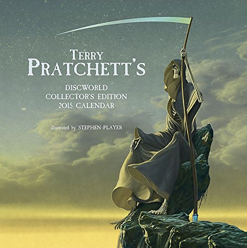 9780575103689: Terry Pratchett's Discworld Collectors' Edition Calendar (Calendars 2015)