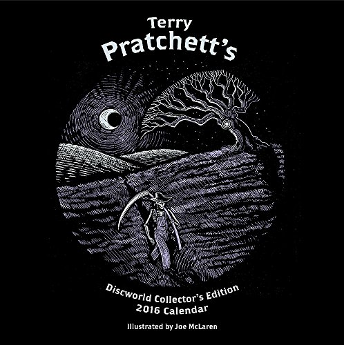 9780575103719: Terry Pratchett's Discworld Collectors' Edition Calendar 2016