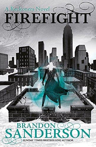 9780575104211: Firefight: A Reckoners Novel