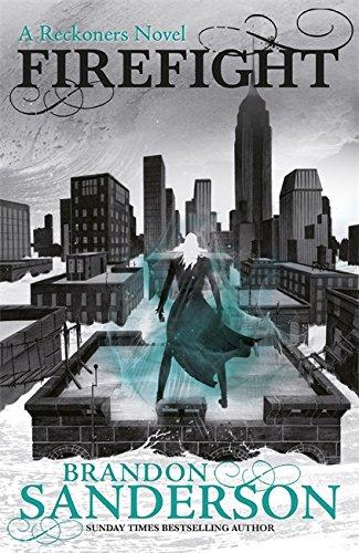 9780575104358: Firefight: A Reckoners Novel