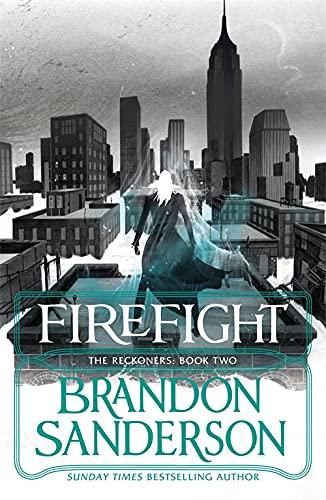 9780575104495: Firefight: A Reckoners Novel