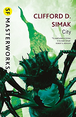 9780575105232: City (S.F. Masterworks)