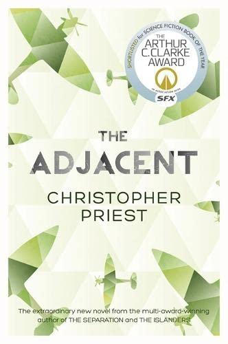 The Adjacent: Priest, Christopher