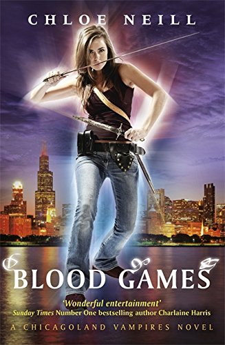 9780575108240: Blood Games: A Chicagoland Vampires Novel