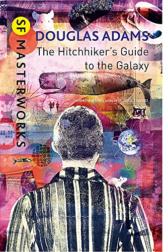 9780575115347: The Hitchhiker's Guide To The Galaxy (S.F. MASTERWORKS)