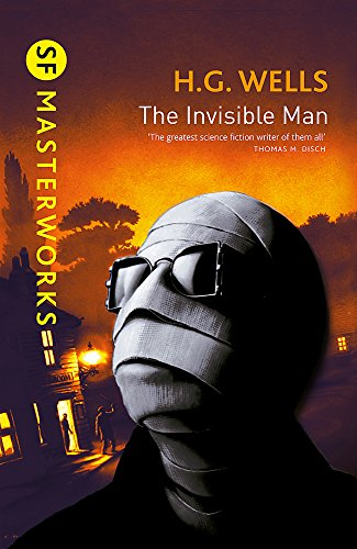 9780575115378: The Invisible Man (S.F. MASTERWORKS)