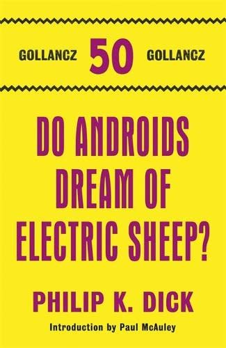 9780575116764: Do Androids Dream of Electric Sheep? (S.F. Masterworks)