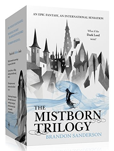 9780575118560: Mistborn Boxed Set