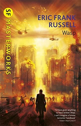 9780575129047: Wasp (S.F. MASTERWORKS)