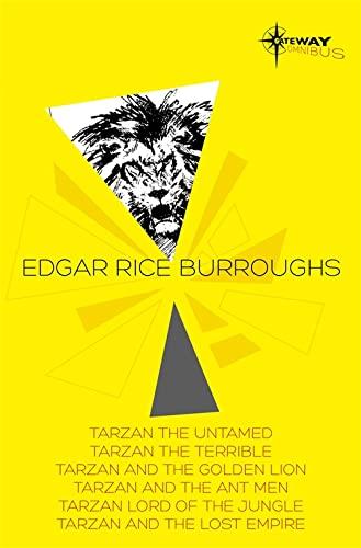 Tarzan the Untamed and Other Tales -TARZAN THE UNTAMED/TARZAN THE TERRIBLE/TARZAN AND THE...