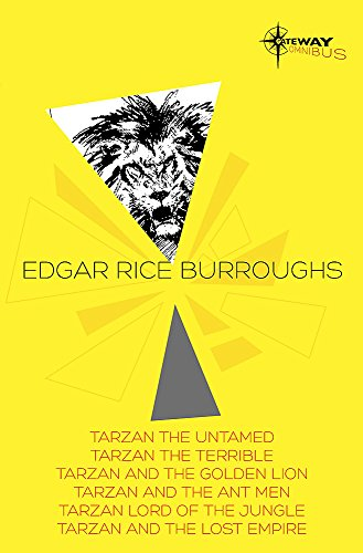 Tarzan the Untamed and Other Tales -TARZAN: Burroughs, Edgar Rice