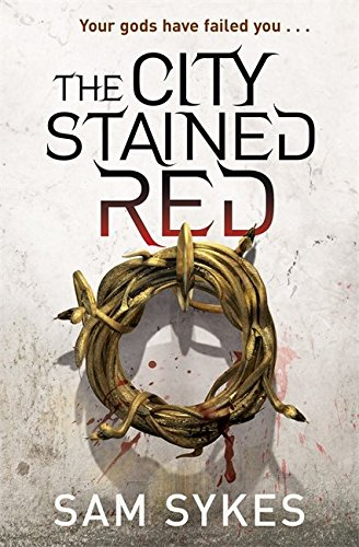 9780575132177: The City Stained Red