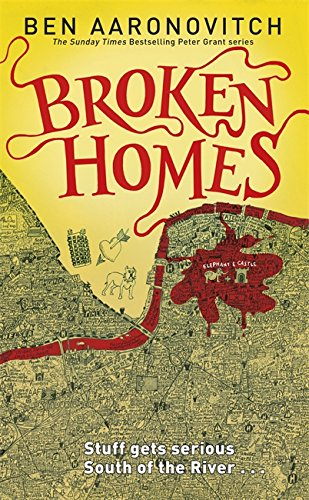 9780575132467: Broken Homes: The Fourth PC Grant Mystery