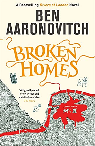9780575132481: Broken Homes (A Rivers of London novel)