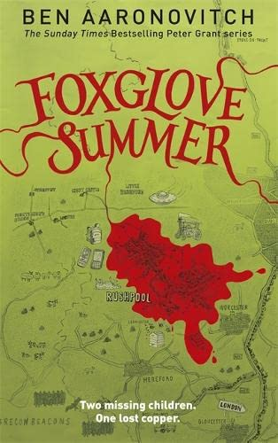 Foxglove Summer: The Fifth PC Grant Mystery 1st edition Signed By The Author
