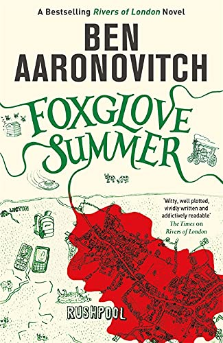 9780575132528: Foxglove Summer: The Fifth Rivers of London novel