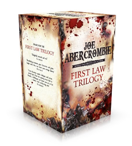 9780575132597: The First Law Trilogy Boxed Set: The Blade Itself, Before They Are Hanged, Last Argument of Kings