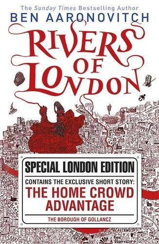 9780575132603: Rivers of London: The First PC Grant Mystery