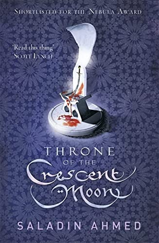 9780575132931: Throne of the Crescent Moon