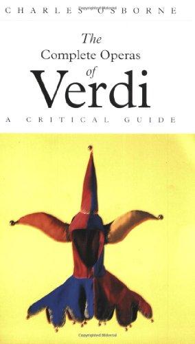 9780575401181: Complete Operas Of Verdi