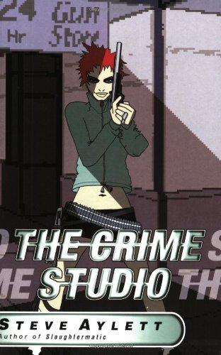 9780575402942: The Crime Studio
