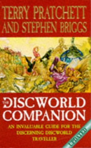 9780575600300: The Discworld Companion: An Invaluable Guide for the Discerning Discworld Traveller