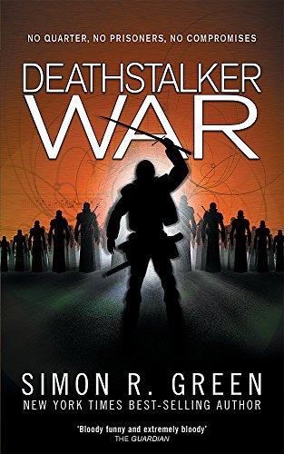 9780575600614: Deathstalker War (Gollancz)