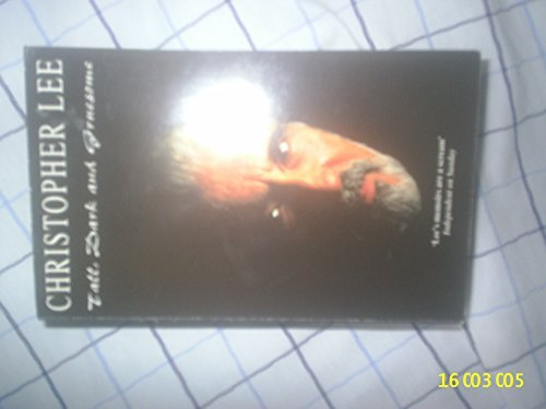 Tall, Dark and Gruesome (A Vista paperback autobiography) (0575602325) by Lee, Christopher