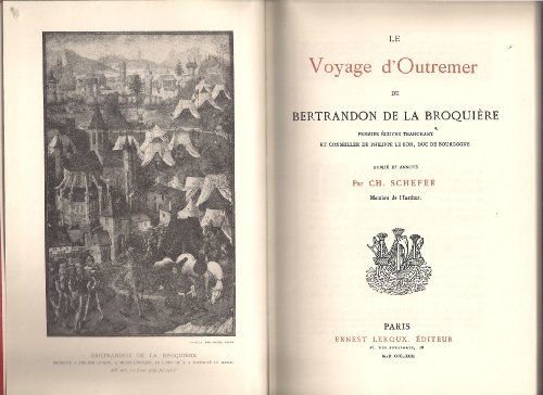 9780576031004: Voyage d'Outremer (French Edition)