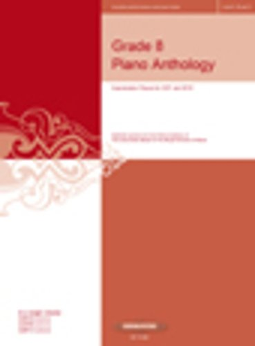 9780577001198: Piano Anthology Grade 8 Exam Pieces for 2013 and 2014