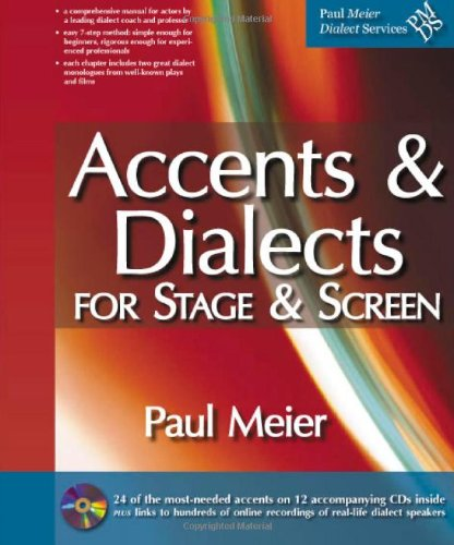 9780578004525: Accents and Dialects for Stage and Screen (includes 12 CDs)