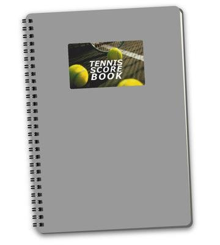 9780578007502: Tennis Score Book