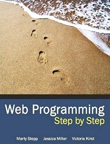 9780578012391: Web Programming Step by Step