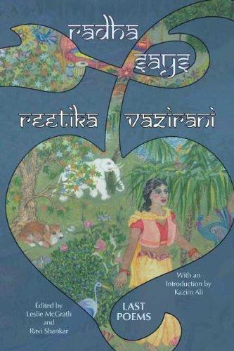 9780578014654: Radha Says