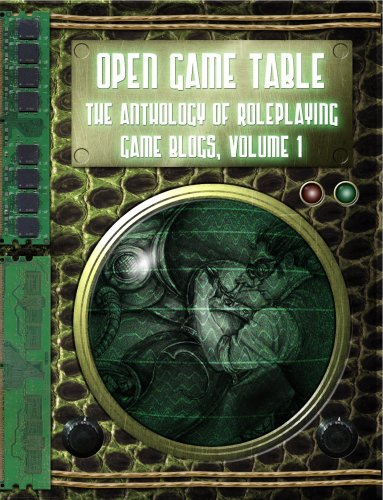 9780578014746: Open Game Table, the Anthology of Roleplaying Game Blogs, Volume I: 1