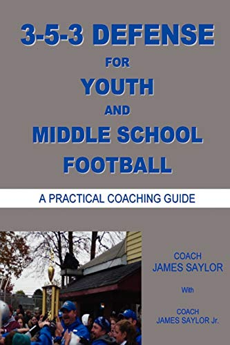 3-5-3 DEFENSE for Youth and Middle School Football: James Saylor