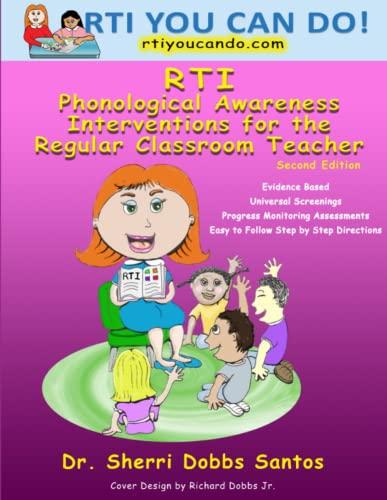 9780578021959: RTI: Phonological Awareness Interventions for the Regular Classroom Teacher