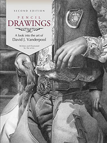 9780578025285: Pencil Drawings - A look into the art of David J. Vanderpool