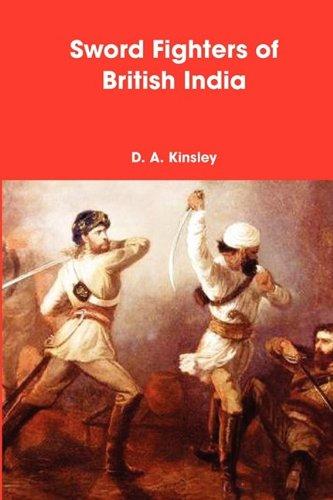 9780578027302: Sword Fighters of British India