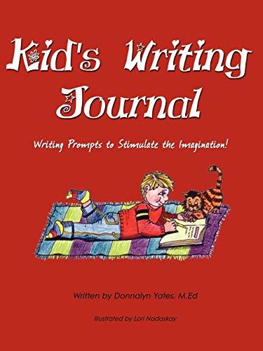 9780578027524: Kids Writing Journal