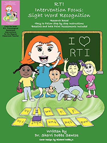 9780578028200: RTI Intervention Focus: Sight Word Recognition
