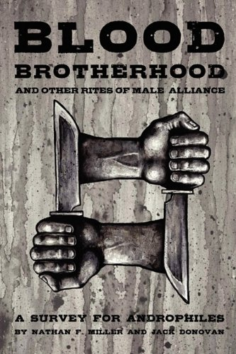9780578030708: Blood-Brotherhood And Other Rites of Male Alliance