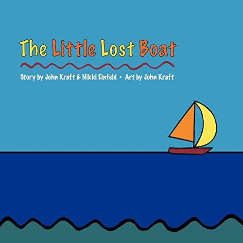 9780578032344: The Little Lost Boat