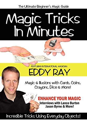 9780578033150: Magic Tricks in Minutes