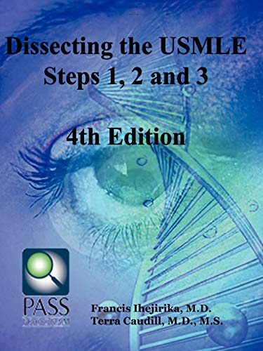 9780578033358: Dissecting the USMLE Steps 1, 2, and 3 Fourth Edition