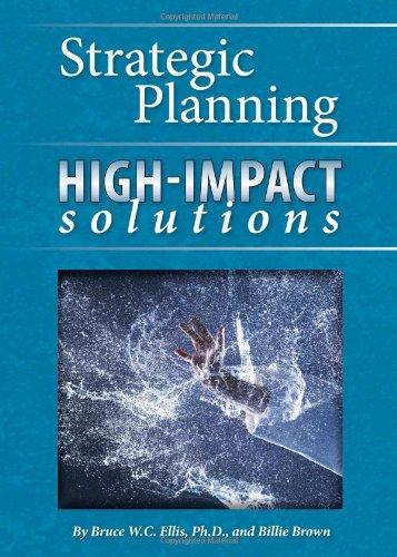 9780578034232: Strategic Planning High Impact Solutions